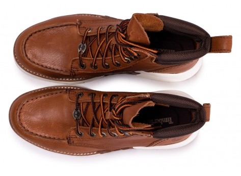 Chaussures Timberland MTCR marron vue arrière