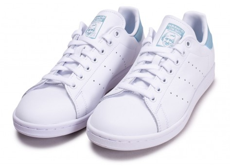 Chaussures adidas Stan Smith Ash Grey vue intérieure