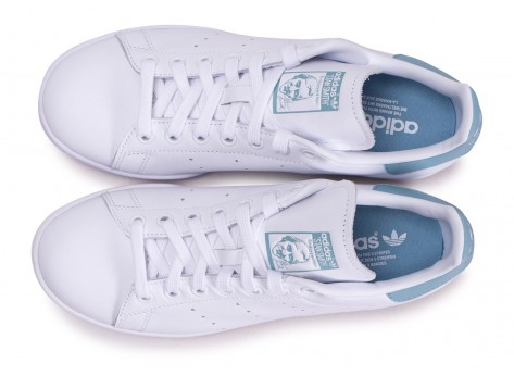 Chaussures adidas Stan Smith Ash Grey vue arrière
