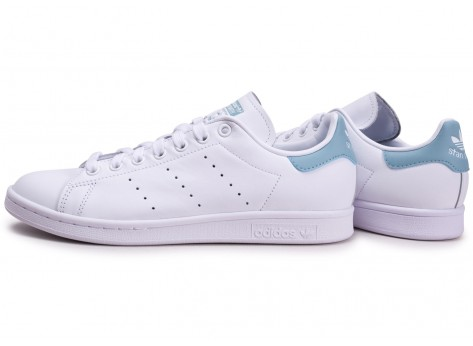 Chaussures adidas Stan Smith Ash Grey vue extérieure