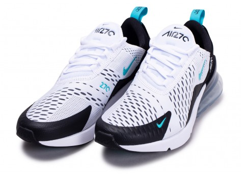 Chaussures Nike Air Max 270 Dusty cactus vue intérieure