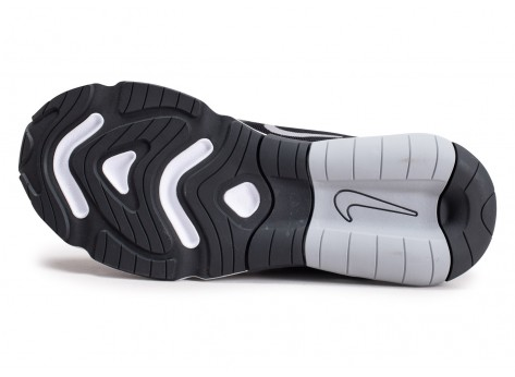 Chaussures Nike Air Max 200 Winter noire anthracite vue avant