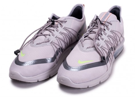 Chaussures Nike Air Max Sequent 4 Shield grise vue intérieure