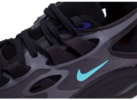 Chaussures Nike Signal D/MS/X grise vue dessus