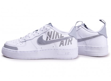 nike air force 1 blanc et gris