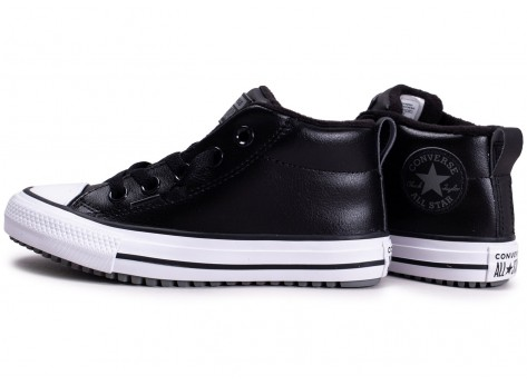 Chaussures Converse Chuck Taylor All Star Street Boot Two-Tone Hiker Mid enfant vue extérieure