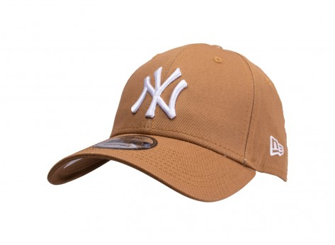 Casquettes New Era Casquette 9/40 Baseball League Essential NY Camel
