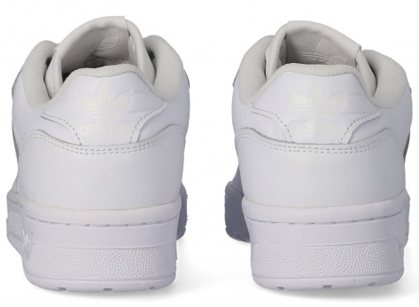 Chaussures adidas Rivalry Low blanc vue intérieure