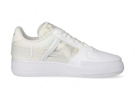 air force 1 type blanche