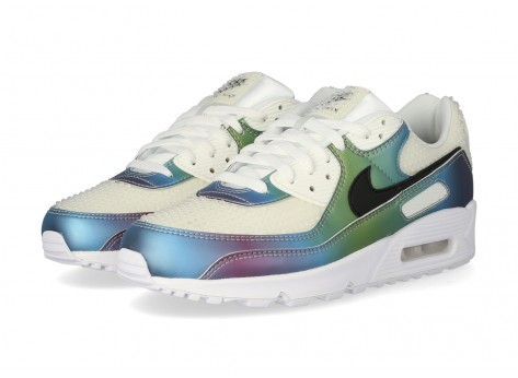 Chaussures Nike Air Max 90 Bubble Iridescent vue intérieure