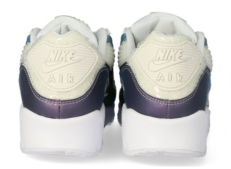 Chaussures Nike Air Max 90 Bubble Iridescent vue avant