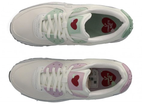 Chaussures Nike Air Max 90 Valentine's Day Femme vue avant