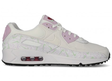 Chaussures Nike Air Max 90 Valentine's Day Femme vue arrière