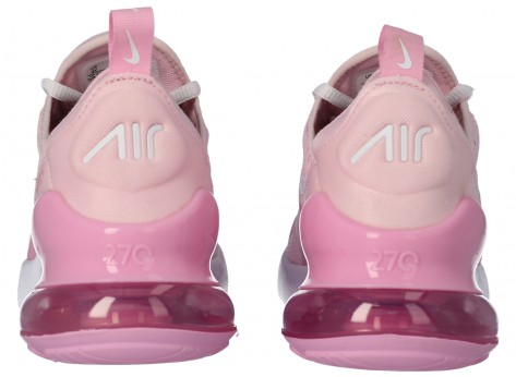 Chaussures Nike Air Max 270 rose Junior vue intérieure