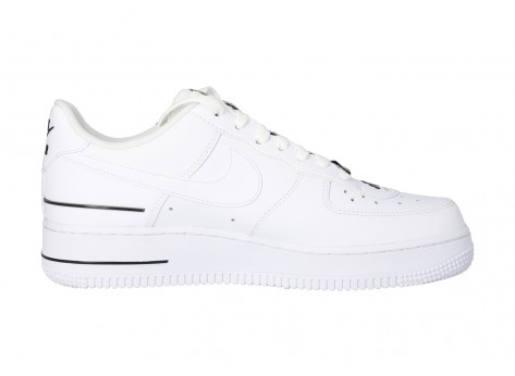 Chaussures Nike Air Force 1 07 LV8 Double branding vue intérieure