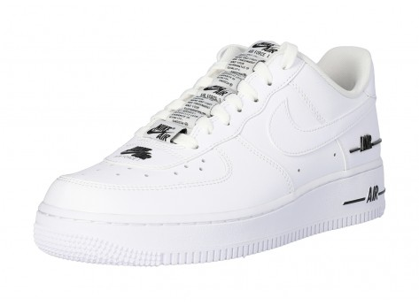 Chaussures Nike Air Force 1 07 LV8 Double branding vue avant