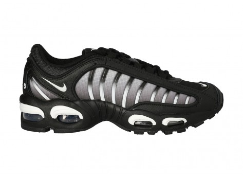 Chaussures Nike Air Max Tailwind IV Gradient noire vue dessus