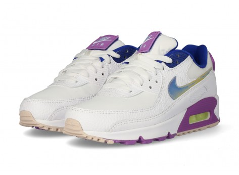 Chaussures Nike Air Max 90 SE Easter vue dessous