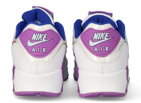 Chaussures Nike Air Max 90 SE Easter vue arrière