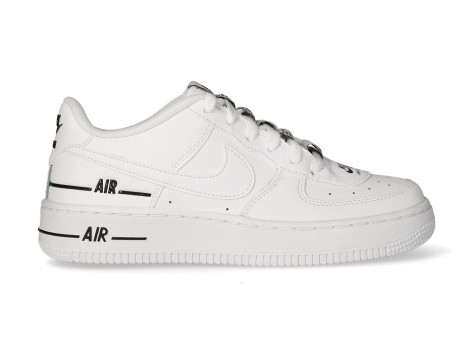 Chaussures Nike Air Force 1 Double branding Junior vue avant