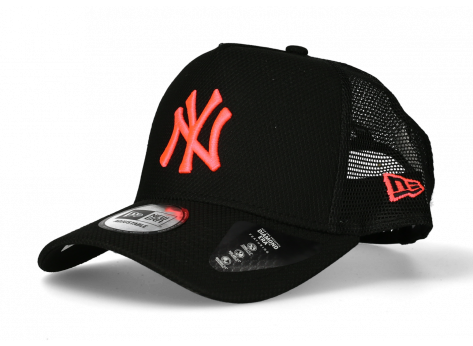 Casquettes New Era Casquette Trucker Diamond LA