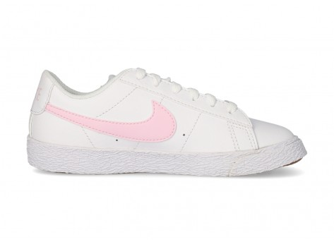 chaussure nike enfant blanche