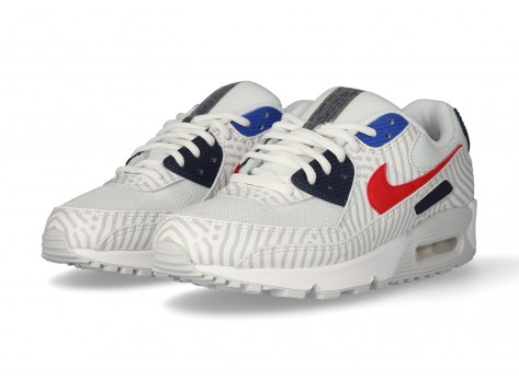 Nike Air Max 90 EURO TOUR - Chaussures Baskets homme - Canadianinsider
