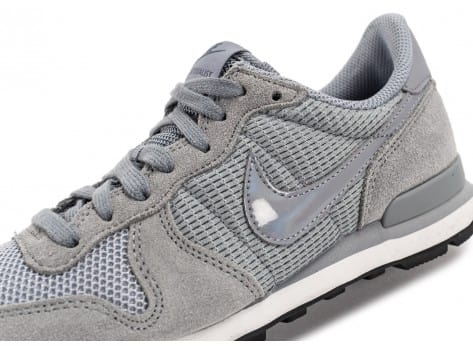 Chaussures Nike Internationalist W grise vue intérieure