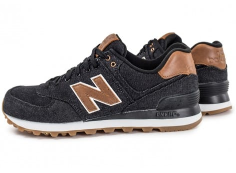 Balance Denim Marron New Ml574txa Noire Et kuOZXTwiPl