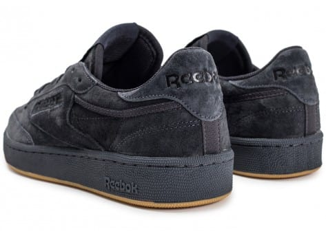 Chaussures Reebok Club C 85 TG anthracite vue dessous