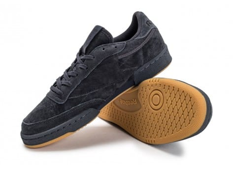 Chaussures Reebok Club C 85 TG anthracite vue avant