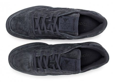 Chaussures Reebok Club C 85 TG anthracite vue arrière