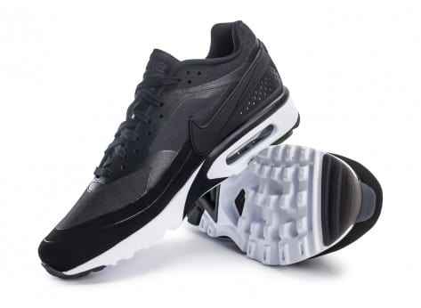 official photos 2b04a 52966 ... Chaussures Nike Air Max BW Ultra Leather anthracite vue avant ...