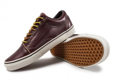 Chaussures Homme Old Vans Bordeaux Chausport Skool Baskets qtvHX
