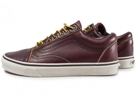 Vans Old Skool Bordeaux 4 1 avis