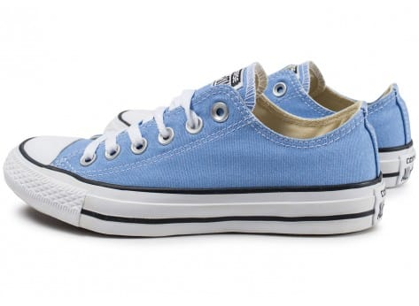 Converse Chuck Taylor All Star Low bleu clair 5 1 avis