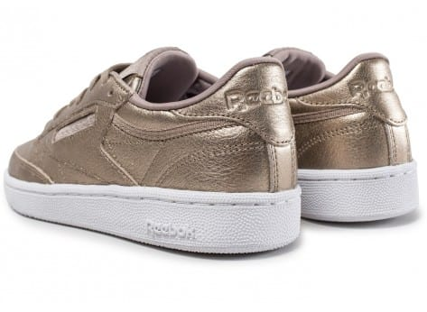 0200ca8679b36 Reebok Club C 85 Melted Metals - Chaussures Chaussures - Chausport