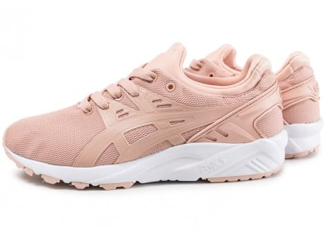asics kayano rose