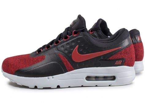air max zero homme rouge