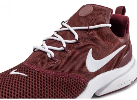 promo code 8fc83 6aed1 ... Chaussures Nike Air Presto Fly SE rouge vue dessus
