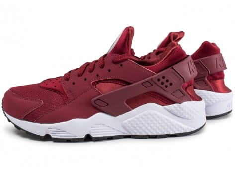Nike Air Huarache Run bordeaux 4.5 4 avis
