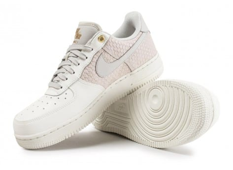 huge inventory price reduced best service half off 2c059 f314d chaussures nike air force 1 07 lv8 snake gris ...