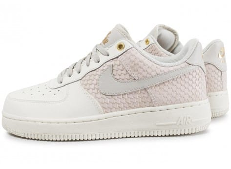 latest design hot new products famous brand Nike Air Force 1 '07 LV8 snake gris clair - Chaussures Baskets ...