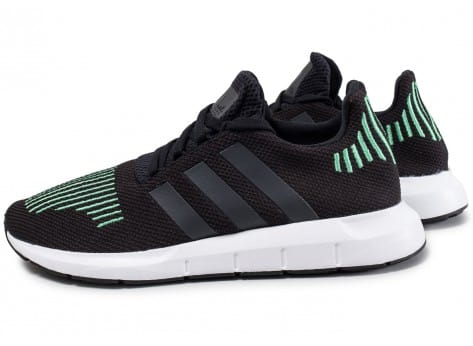 adidas Swift Run Run Run Core Noir Chaussures Baskets homme Chausport 1deaac