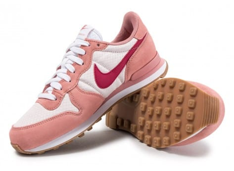 Chaussures Nike Internationalist W rose vue avant