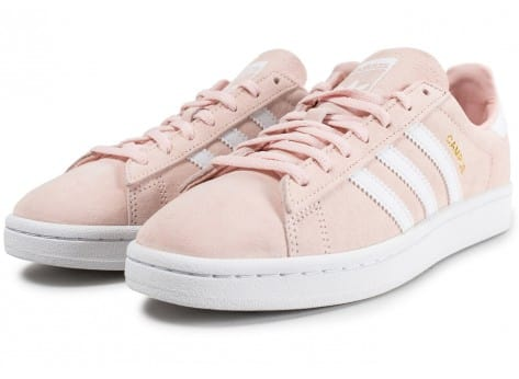 Chaussures adidas Campus W rose vue intérieure