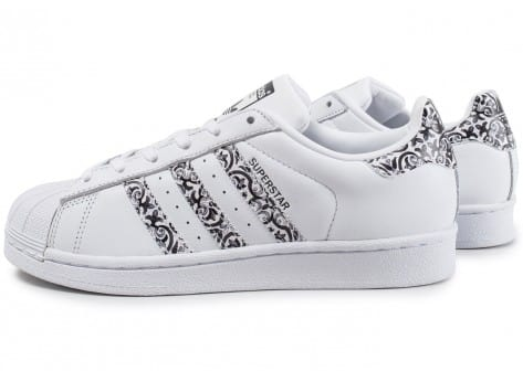 adidas Superstar The Farm Company F Blanc
