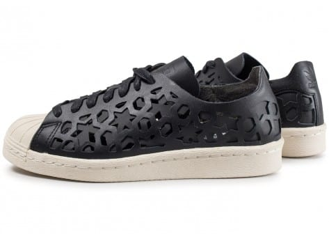 adidas Superstar 80s Cut-Out noire - Chaussures