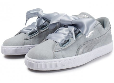 Puma Suede Heart Safari Quarry 4.4 8 avis