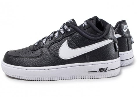 air force 1 low noir et blanc